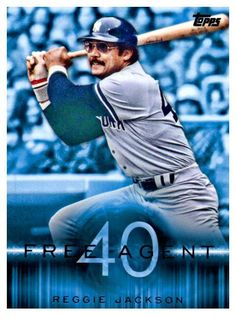 Not Many Of These Left 2015 Topps Reggie... Get Them Nowhttp://jmcollectibles.org/products/2015-topps-reggie-jackson-free-agent-new-york-yankees?utm_campaign=social_autopilot&utm_source=pin&utm_medium=pin
