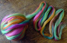 Scrap Batts: How to Make Heathered Yarns Without a Drum Carder