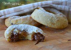 Ciambelline al forno alla nutella ricetta