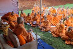 Swamishri blesses the sadhus Folded Hands, 30 September, 30th, Blessed, In This Moment