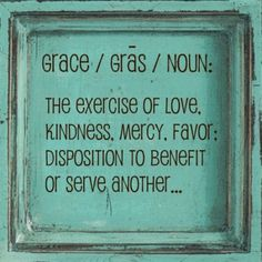 ~ For by grace are ye saved, through faith, and that not of ourselves: it is a gift of God . . .      Eph 2:8