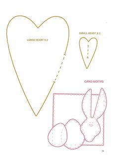 tilda heart 1/2