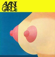1968, Herb Lubalin : Avant Garde