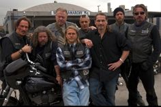 Sons of anarchy is one of the most powerful shows i have ever watch. It shows you about family and loyalty amd you u have standing behind you when u need them the most. And the deceit that all brings with it. I absolutely love this show and can watch it over nd over again. Blood makes tou related but loyalty makes u family.