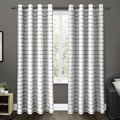 Exclusive Home Typography Grommet Top Window Curtain Pane... https://www.amazon.com/dp/B0175JQ0EI/ref=cm_sw_r_pi_dp_x.dKxbRZ4KXQ5