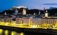 """Die Stadt Salzburg kennt man als Geburtsort und Wirkungsstätte von Wolfgang Amadeus Mozart und als Drehort von """"Sound of Music"""". Man liebt die engen Gässchen und die weiten Plätze der von der UNESCO zum Weltkulturerbe erklärten Altstadt. Und das alles nur wenige Kilometer vom Berchtesgadener Land entfernt!"""
