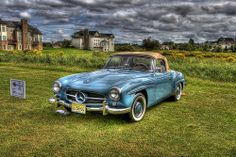 1956 Benz 190 SL