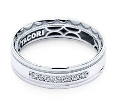 Tacori Wedding Rings, Designer Wedding Rings