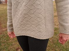 """Ingonish by Laura Aylor ~ new release Feb '15 ~ knit in Worsted 10ply, top down.  Sized: 36""""- 52"""""""
