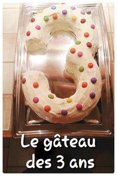Amélie Epicétout : Le gâteau de ses 3 ans! (le gateau facilement chouette)