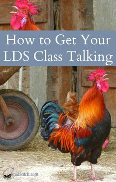 Awesome ideas for how to get those comments coming in your class. Great LDS…