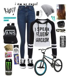 """""""I want the weekend already"""" by skatergurl58 ❤ liked on Polyvore featuring Topshop, The North Face, Pieces, MANGO, Apple and Vans"""
