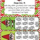 Freebie for Christmas! Reading Countdown Stop by my store to see my Elf on a Shelf Writing Center Material...