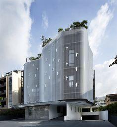 Christ Methodist Church / K2LD Architects
