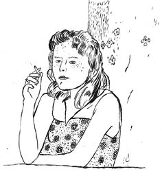 littlewalden more drawings added to the female form project follow at http - Bill Murray Coloring Book