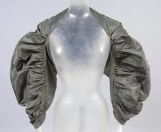 Philadelphia Museum of Art - Collections Object : Woman's Sleeved Stole 1949- Jacques Fath
