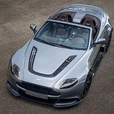 Aston Martin Vantage V12 GT Roadster                                                                                                                                                                                 More