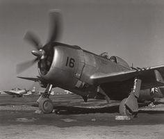 Republic P-47 Thunderbolt #flickr #plane #1950s