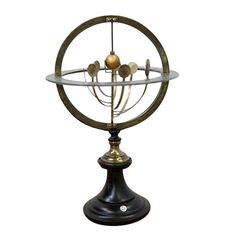 A rare French planetarium, Charles X | From a unique collection of antique and modern scientific instruments at http://www.1stdibs.com/furniture/more-furniture-collectibles/scientific-instruments/