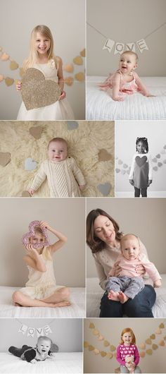 valentines day mini sessions | raleigh baby photographer | be true image design