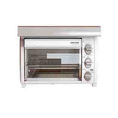 Applica- -Black & Decker TROS1500 SPACEMAKER Toaster Oven, White