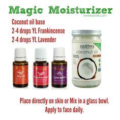 magic moisturizer