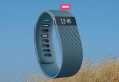 Fitbit Charge, a new wearable health and fitness tracker that snuck in a few smartwatch capabilities. See this week's most intelligently designed devices at thecleverlife.com.