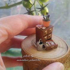 Instagramを始めました! よろしくお願いします(^^) ***** #miniature #miniatures #dollhouse #diorama #handmade #ミニチュア#ドールハウス #1:24 #seed