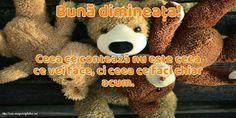 Bună dimineața! Teddy Bear, Animals, Animales, Animaux, Teddy Bears, Animal, Animais