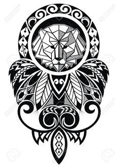 Tattoo-Design Lizenzfrei Nutzbare Vektorgrafiken, Clip Arts, Illustrationen. Image 47756427.