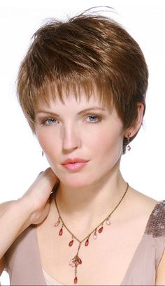 Over+60+Hairstyle+Short+Spikey | Short spikey hairstyles for women