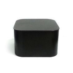 black square metal food tin box for rice