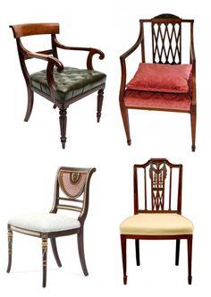 Sheraton Style Chairs