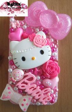 SALE Baby Pink Hello Kitty IPhone 4/4S Phone Case