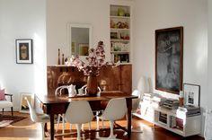 Living/Dining Area//Apartment//House//Interior Design//Home Decor