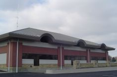 "Frost Roofing Inc. is licensed by almost every major roofing manufacturer so you can rest assured our recommendation will be the ""right"" system for you - a system that will provide the greatest service at the lowest possible cost. Commercial Roofing, Metal Roof, Frost, Outdoor Decor, Metal Ceiling"