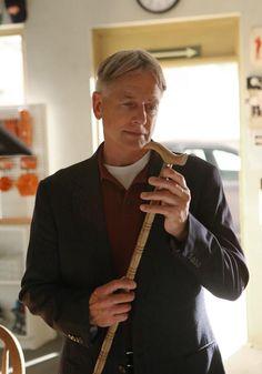 Gibbs, best season finale on NCIS.