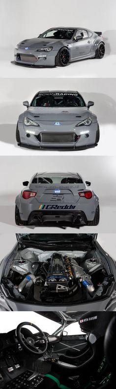 Ken Gushi's Formula Drift Scion FR-S