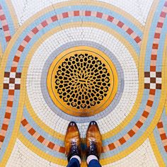 Bonjour Paris! #mindenmozaik #everythingismosaic #artistic #muveszi #mozaik…