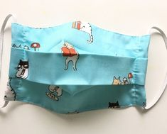 Excited to share this item from my shop: Washable Organic Cloth Surgical Mask/ Treatment mask/ Anti-Dusk Mask/ Cotton Medical Face Mask/ Flu Mask/ Reading Cat in blue Flu Mask, Medical Blogs, Medical Care, Fashion Mask, Masks For Sale, Mouth Mask, Diy Face Mask, Face Masks, Silk Ribbon Embroidery