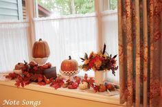 Note Songs: 2015 Fall Home Tour