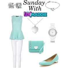 Sunday With Liv And Maddie/ Full Week In Description