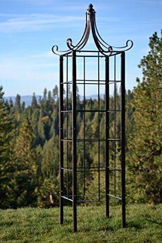 Backyard Pergola, Pergola Kits, Pergola Plans, Backyard Landscaping, Pergola Ideas, Metal Pergola, Pergola Shade, Pergola Swing, Pergola Roof