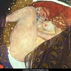 Dance by Gustav Klimt