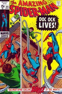 Amazing Spider-Man #89.