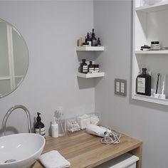 Bathroom/洗面台/洗面所/DIY/after/シンプルライフ...などのインテリア実例 - 2016-05-10 13:25:05