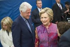 Bill Clinton is married to Hillary Clinton, who served as United States Secretary of State from 2009 to who was a Senator from New York from 2001 to and who was the Democratic nominee for President of the United States in Us Presidents, Secretary, United States, York, American, U.s. States