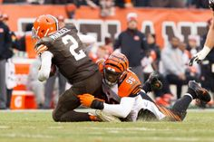 The Cincinnati Bengals made life very difficult for Cleveland Browns rookie QB Johnny Manziel in Week 15. Get Ruoff's Rundown now, only on Today's Pigskin.