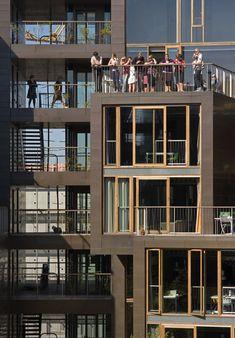 Tietgen Dormitory,© Jens M. Lindhe