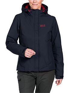0c7af97edda Jack Wolfskin Womens Crushn Ice Jacket Medium Night Blue     Read more  reviews of